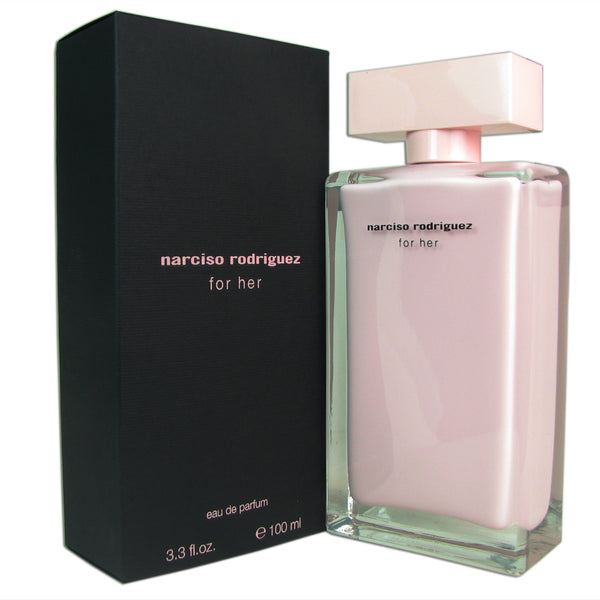 Narciso Rodriguez for Her 3.3 oz 100 ml Eau de Parfum Spray