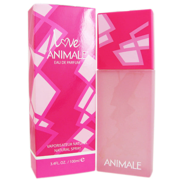 Animale Animale Love Eau De Parfum Spray for Women 3.4 oz