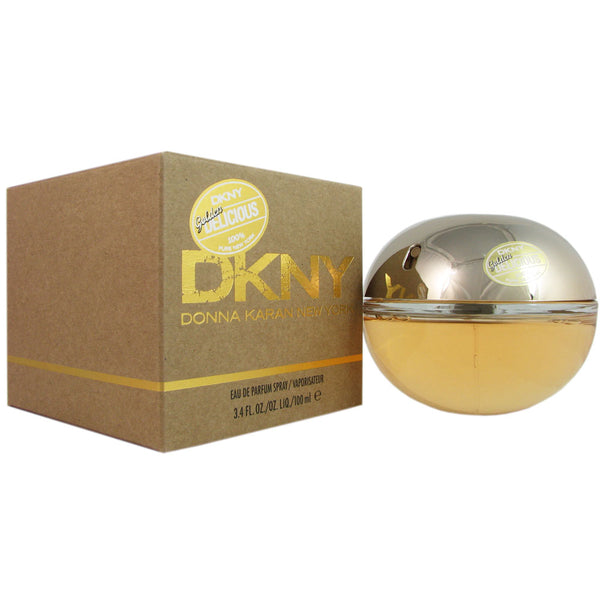 DKNY Golden Delicious for Women 3.4 oz Eau de Parfum Spray