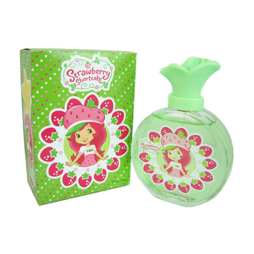 Strawberry Shortcake for Girls 3.4 oz Eau de Toilette By Marmol & Sons