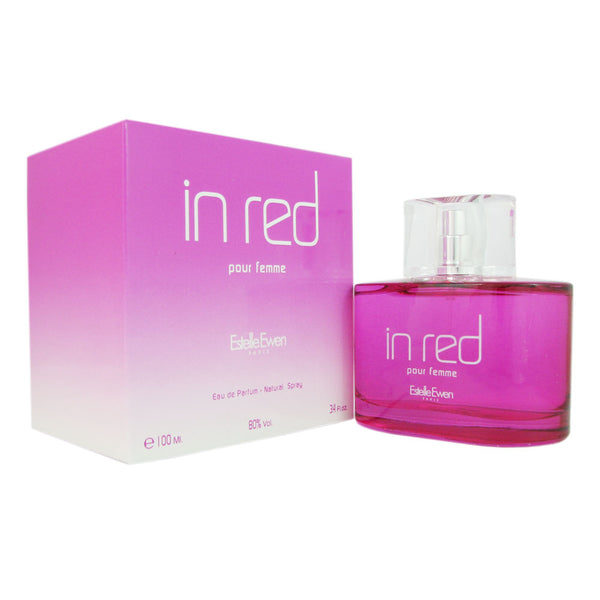 In Red for Women by Estelle Ewen 3.4 oz EDP