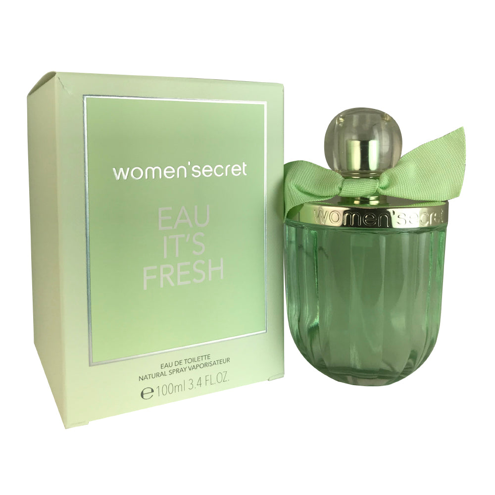 Women' Secret Eau It's Fresh 3.4 oz Eau De Toilette Spray