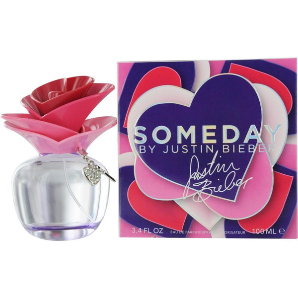 Someday for Women by Justin Bieber 3.4 oz Eau de Parfum Spray