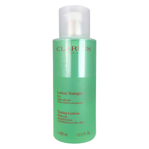 Clarins Toning Lotion With Iris 13.5 oz Comb / Oily