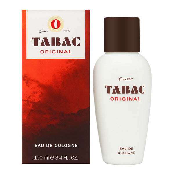 Tabac Original by Maurer & Wirtz for Men 3.4 oz Eau de Cologne Splash