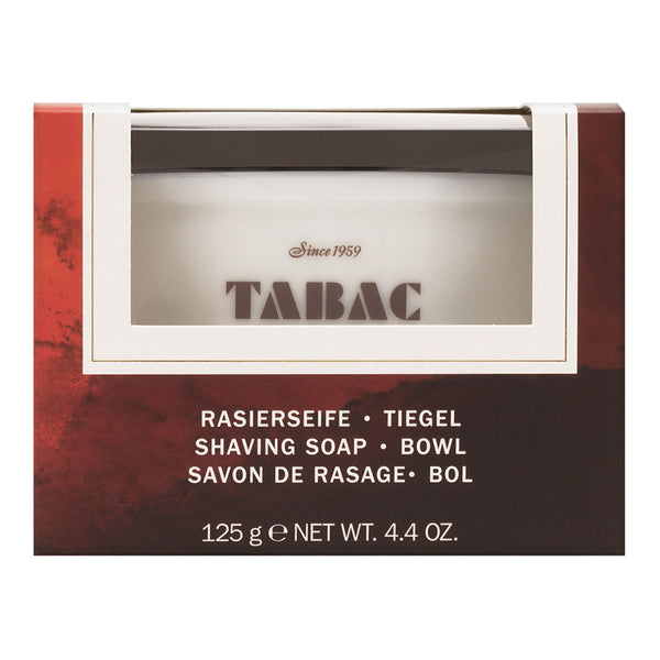 Tabac Original by Maurer & Wirtz for Men 4.4 oz Rechargable Shaving Soap Bowl