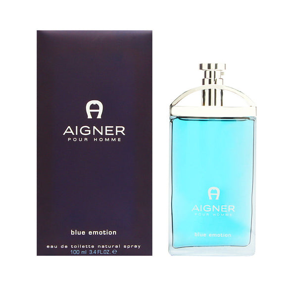 Aigner Blue Emotion by Etienne Aigner for Men 3.4 oz Eau de Toilette Spray