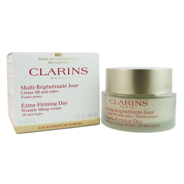 Clarins Extra Firming Day Cream (All Skin Types) 1.6 Oz
