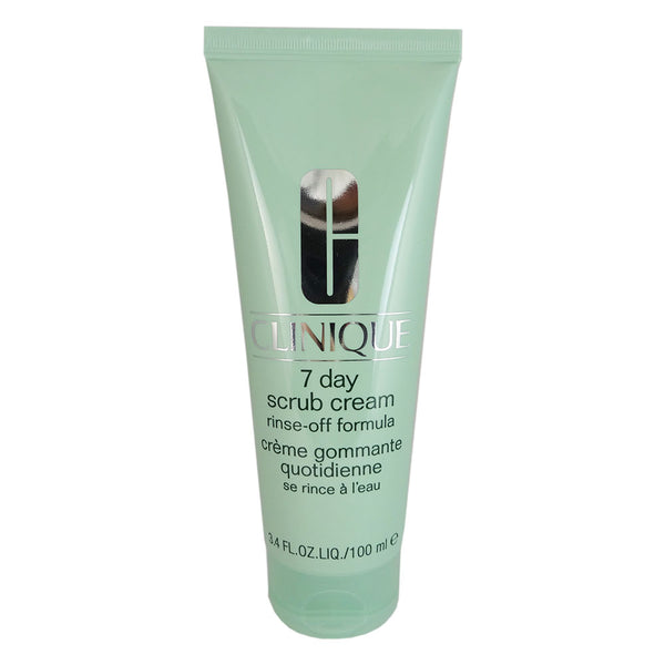 Clinique 7 Day Scrub Cream 3.4 oz