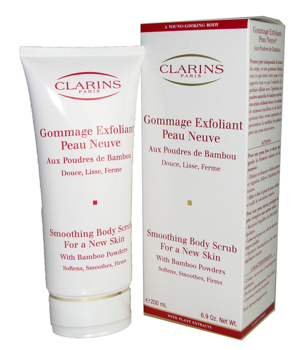 Clarins Exfoliation Body Scrub For Smooth Skin 6.9 oz