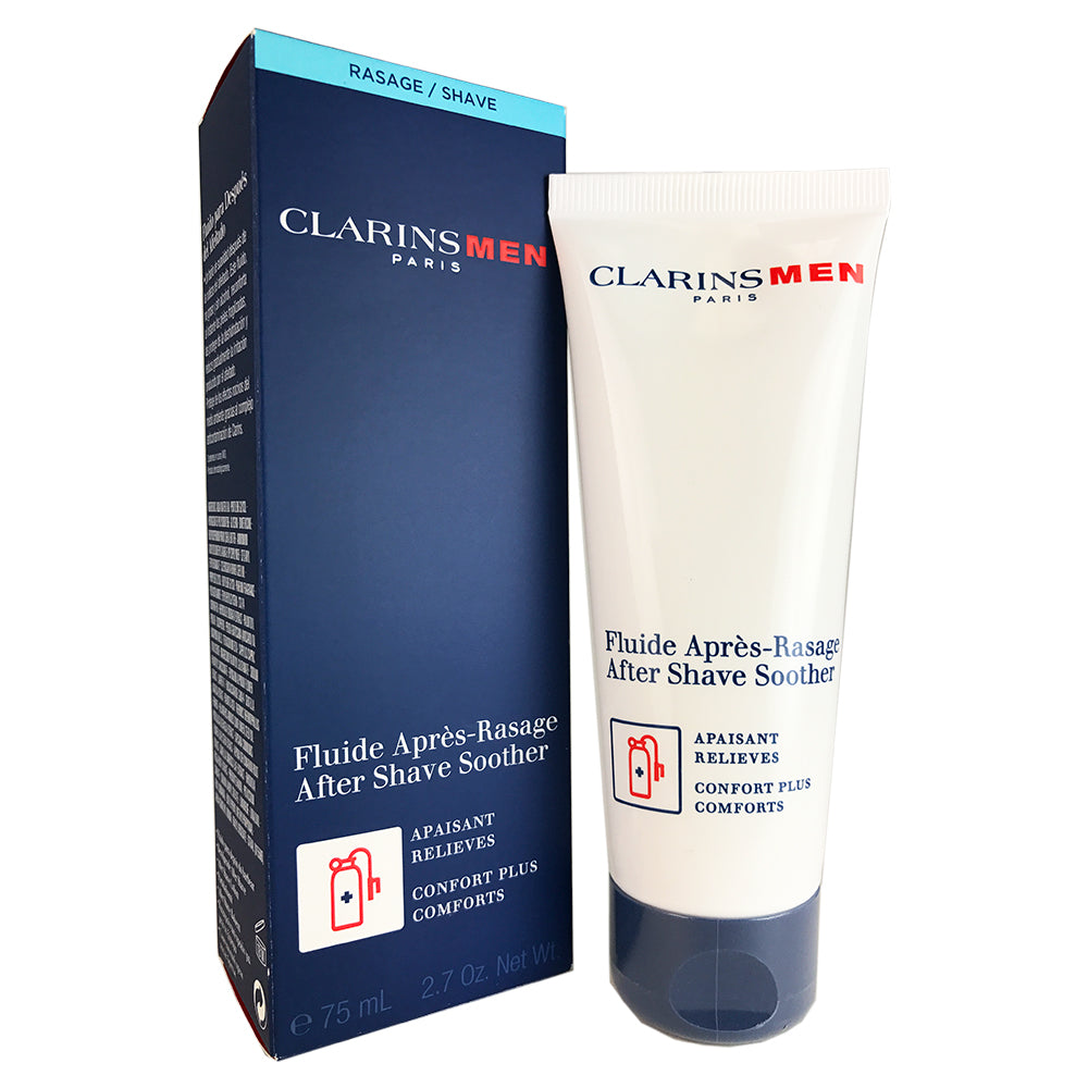 Clarins for Men After Shave Face Soother 2.7 oz