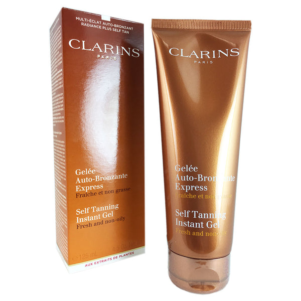 Clarins Self Tanning Instant Gel (Non Oily) 4.5 oz