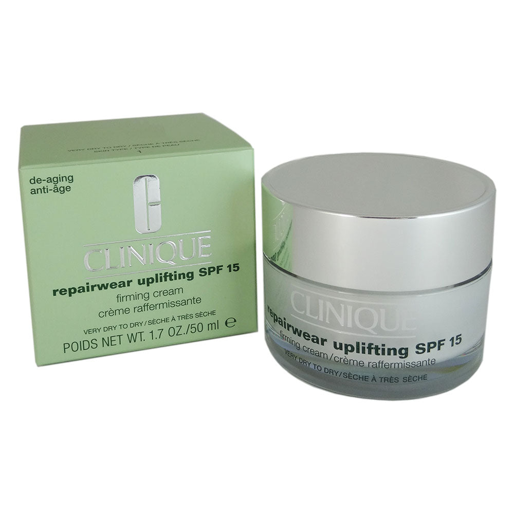 Clinique Repairwear Uplifting Firming Cream SPF 15 1.7 oz