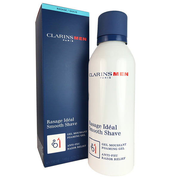 Clarins for Men Smooth Shave 5.25 oz