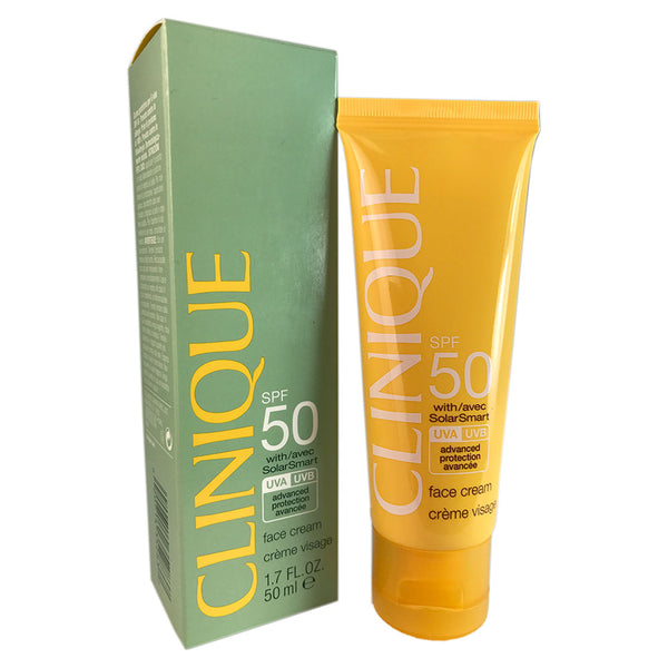 Clinique Solarsmart Face Cream SPF 50  1.7 oz