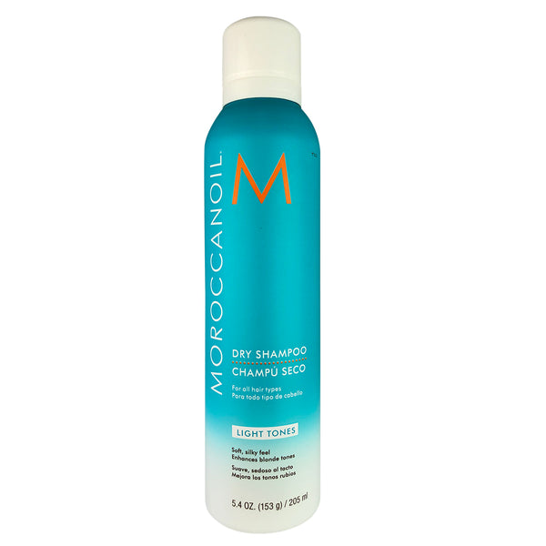 MOROCCANOIL Dry Shampoo For all hair types Light Tones 5.4 oz