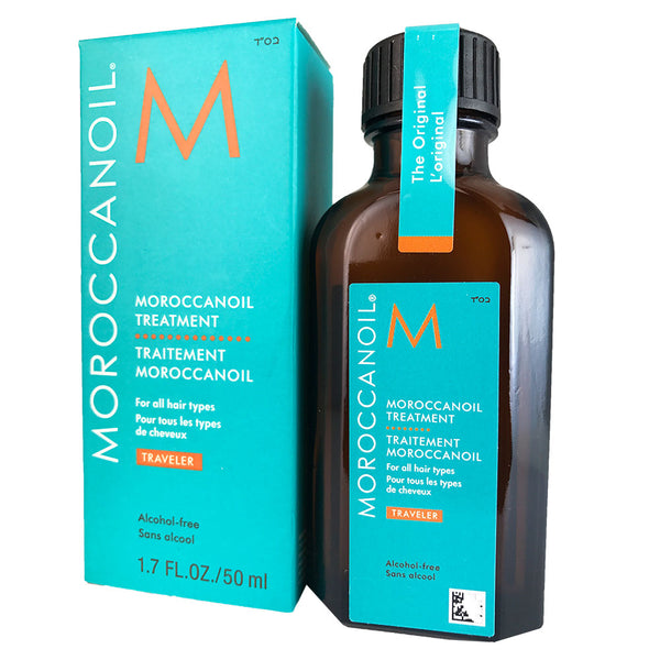 Moroccanoil Treatment for All Hair Types 1.7 oz 50 ml