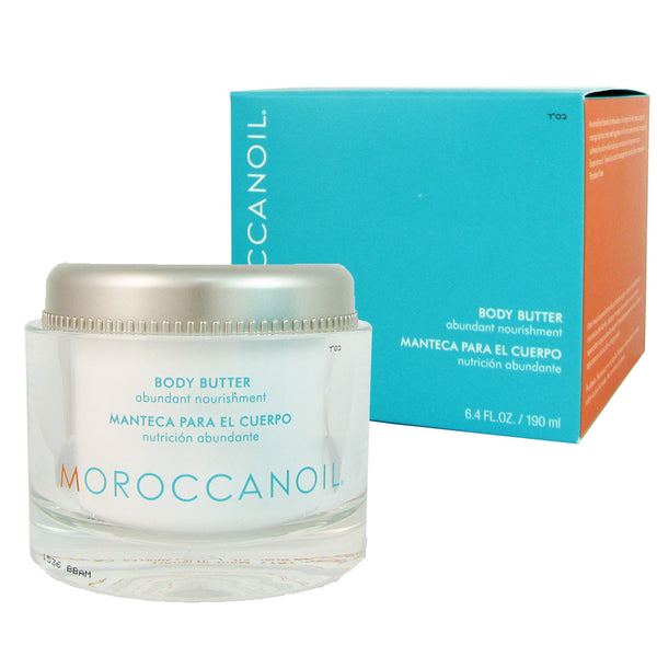 Moroccanoil Body Butter Abundant Nourishment 6.4 oz 190 ml
