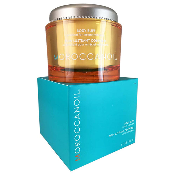 Moroccanoil Body Buff Instant Radiance 6 oz 180 ml