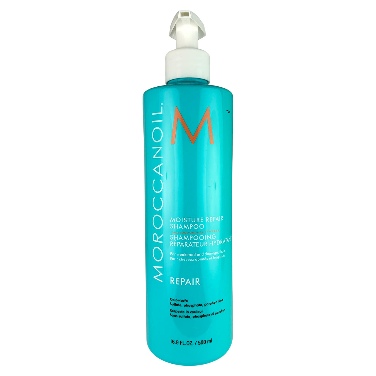 Moroccanoil Moisture Repair Shampoo 16.9 oz 500 ml