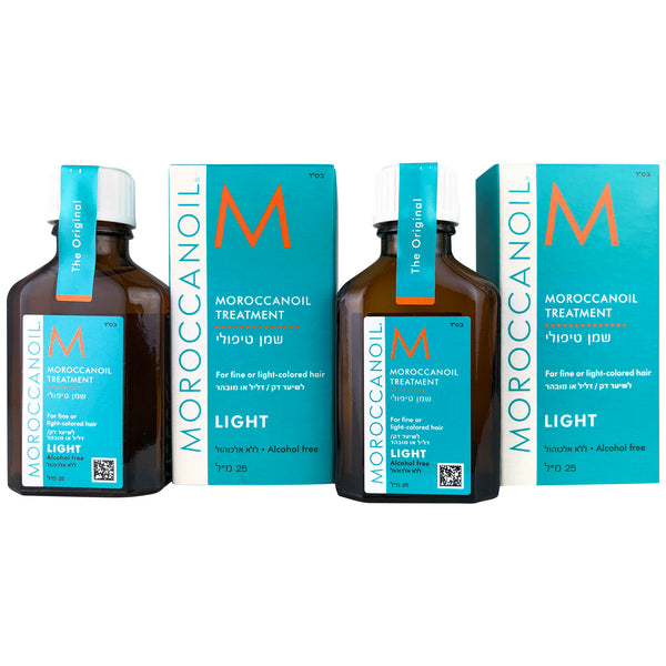 Moroccanoil Treatment Light 0.85 oz 2 - Pack
