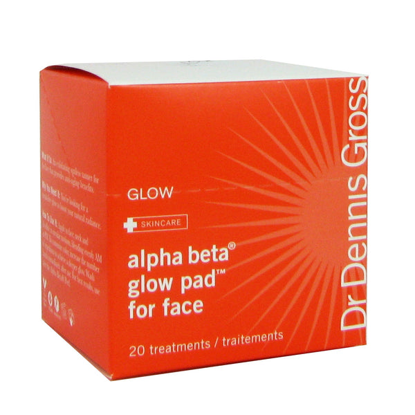Dr. Dennis Gross Alpha Beta Glow Pad 20 Packettes
