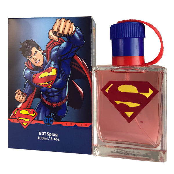 Superman by Marmol & Son 3.4 oz Eau de Toilette Spray