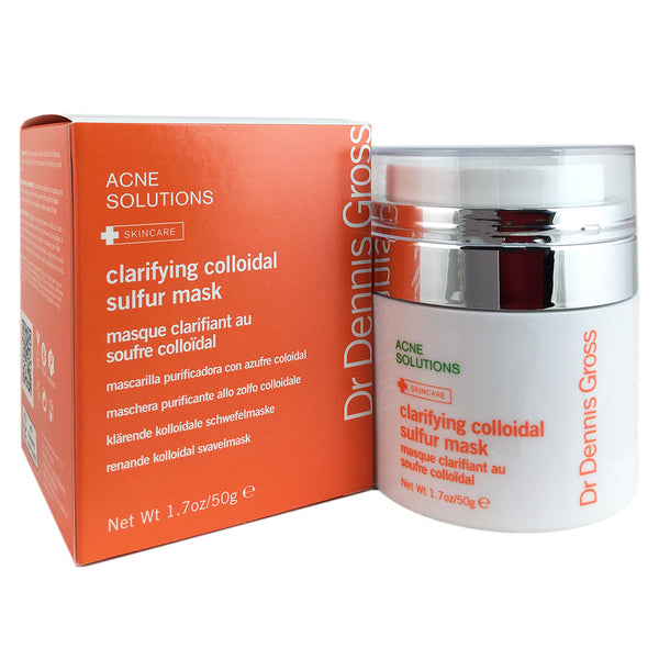 Dr. Gross Clarifying Colloidal Sulfur Mask 1.7 oz