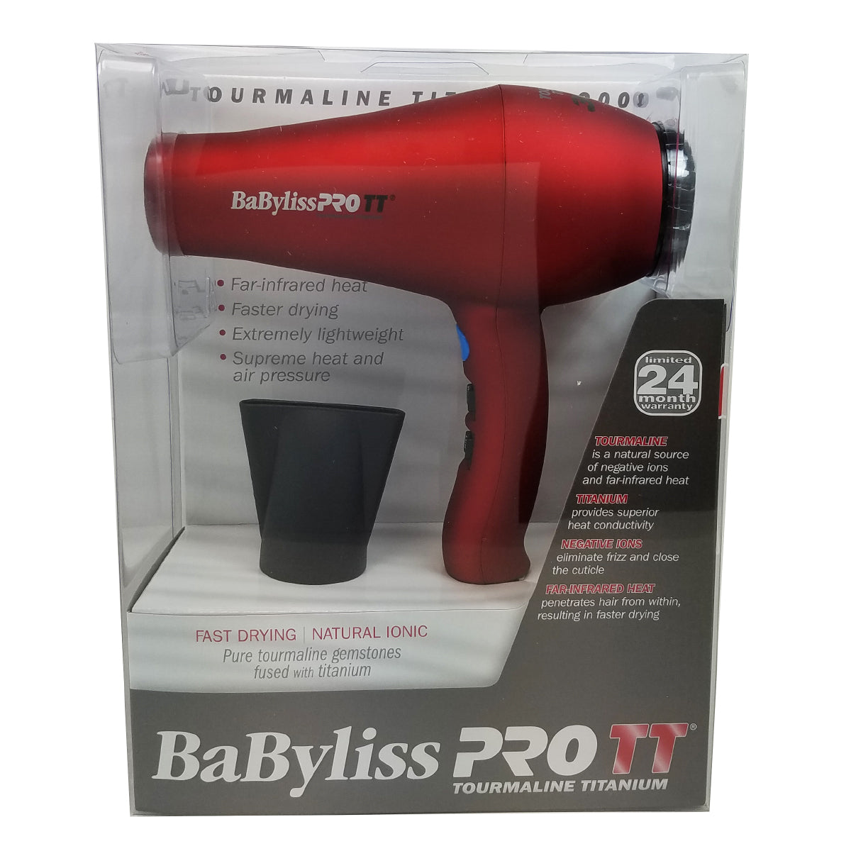 Babyliss Pro 3000 Hair Dryer