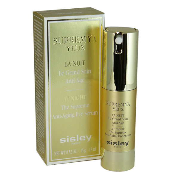 Sisley The Supreme Anti-Aging Eye Serum NIGHT 0.52 oz