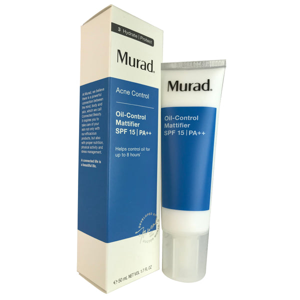 Murad Acne Control Oil-control Face Mattifer SPF 15 1.7 oz
