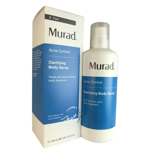 Murad Acne Control Clarifying Body Spray 4.3 oz