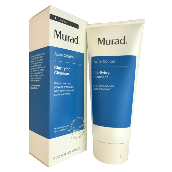 Murad Acne Control Clarifying Face Cleanser 6.75 oz