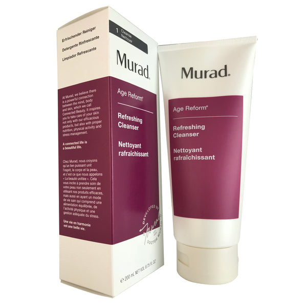 Murad Age Reform Refreshing Face Cleanser 6.75 oz
