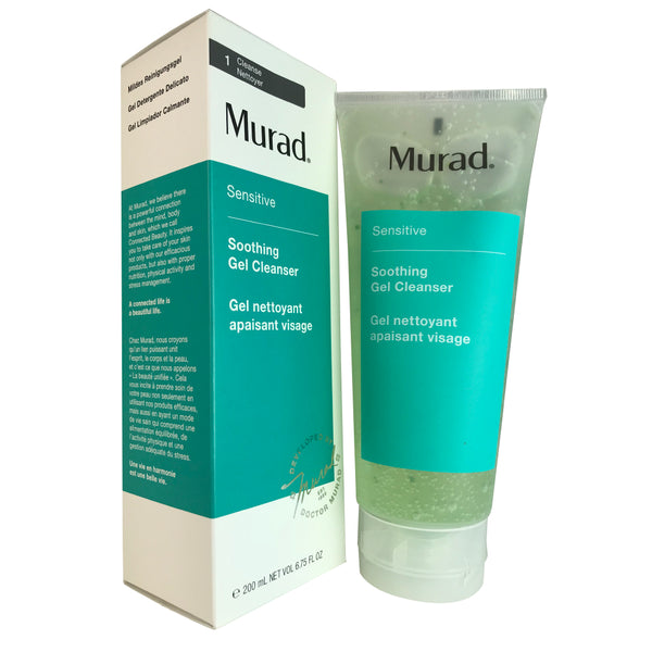 Murad Sensitive Soothing Gel Face Cleanser 6.75 oz