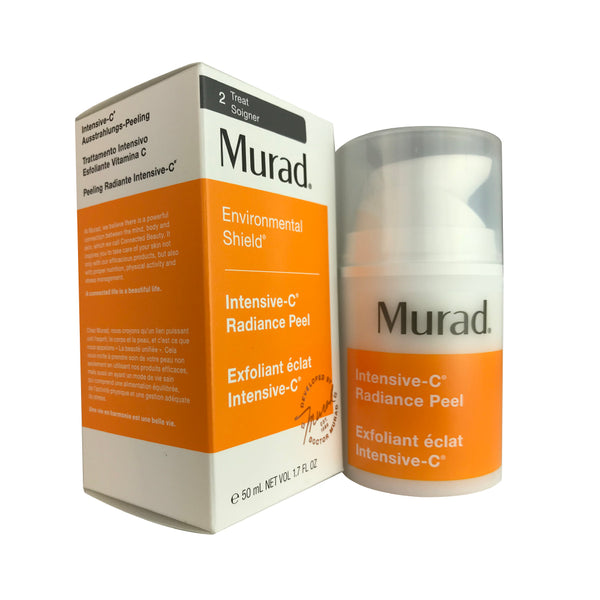 Murad Environmental Shield Intensive-C Radiance Face Peel 1.7 oz