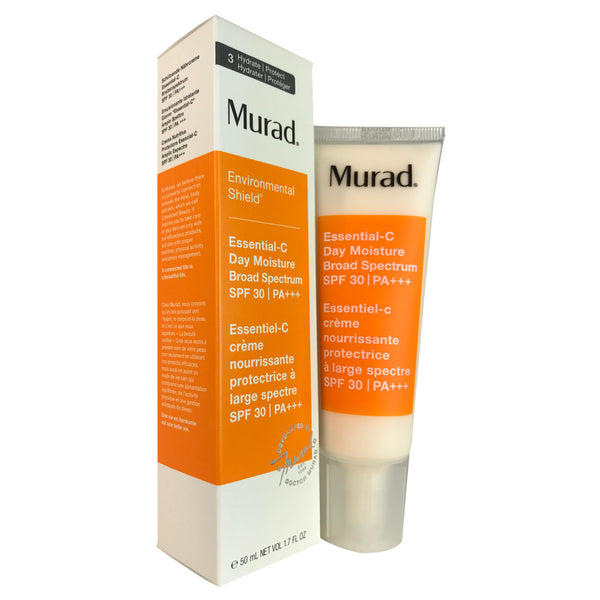 Murad Environmental Shield Essential-C Day Face Moisturizer SPF 30 1.7 oz