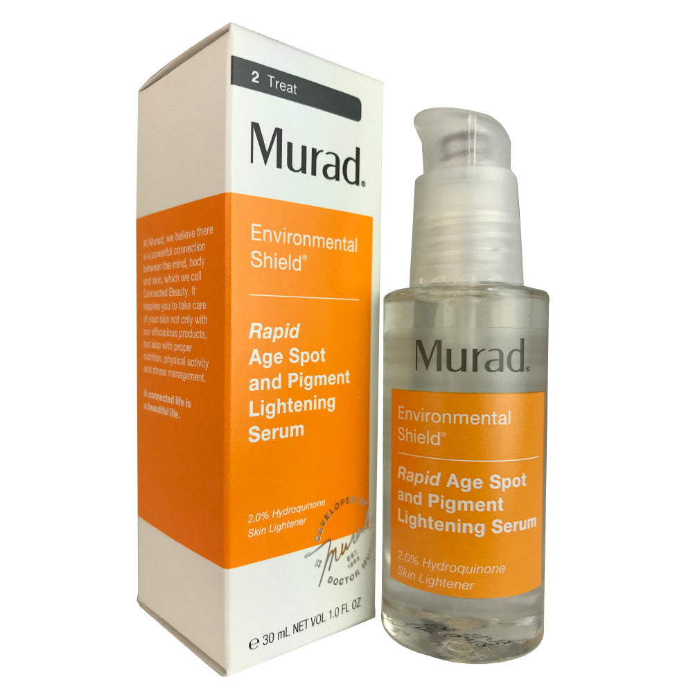 Murad Environmental Shield Rapid Age Spot And Pigment Lightening Face Serum 1.0 oz