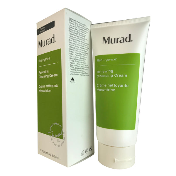 Murad Resurgence Renewing Cleansing Face Cream 6.75 oz
