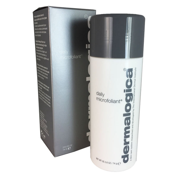 Dermalogica Daily Microfoliant Facial Cleanser, Face Wash for All Skin Types, 2.6 Oz