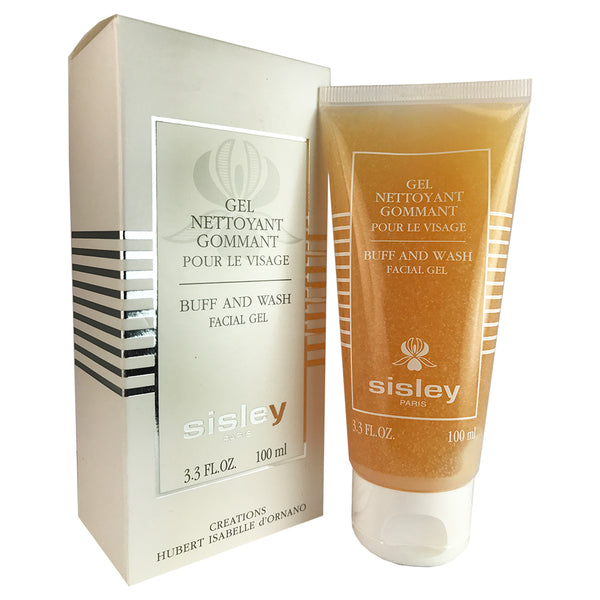 Sisley Botanial Buff and Wash Facial Gel 3.3 oz