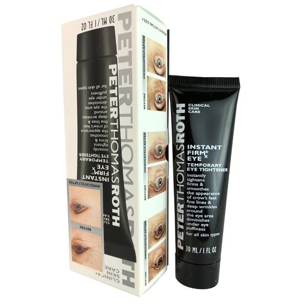 Peter Thomas Roth Instant FirmX Eye Temporary Eye Tightner 1 oz Firms + Smoothes