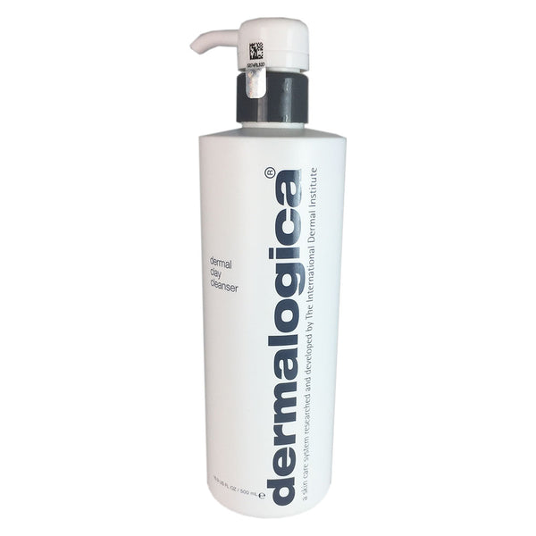 Dermalogica Dermal Clay Cleanser, Face Wash for Normal to Oily Skin, 16.9 Fl Oz