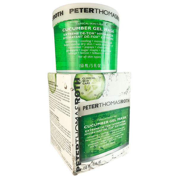 Peter Thomas Roth Cucumber Face Gel Mask 5.3 oz