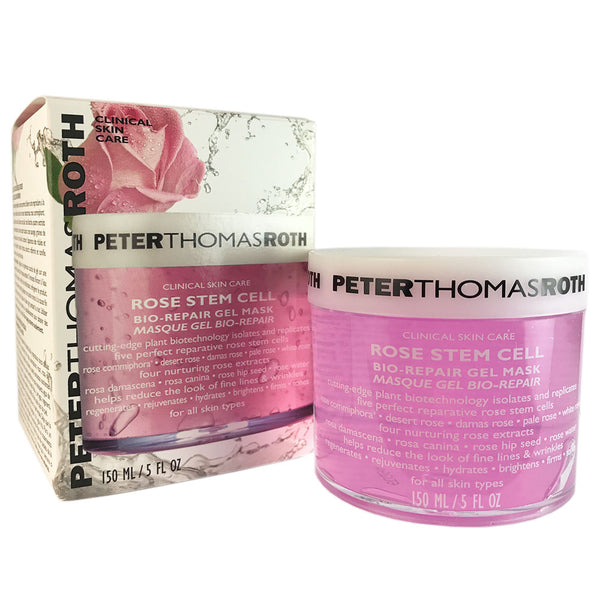 Peter Thomas Roth Rose Stem Cell Bio-repair Face Gel Mask 5 oz