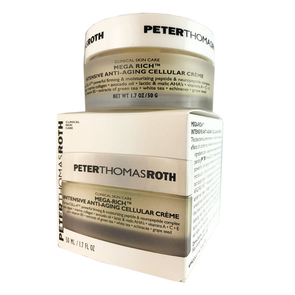 Peter Thomas Roth Mega-Rich Intensive Anti-aging Cellular Face Creme 1.7 oz