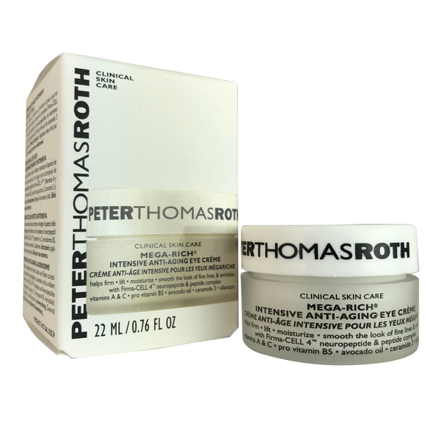 Peter Thomas Roth Mega-Rich Intensive Anti-aging Cellular Eye Creme .76 oz