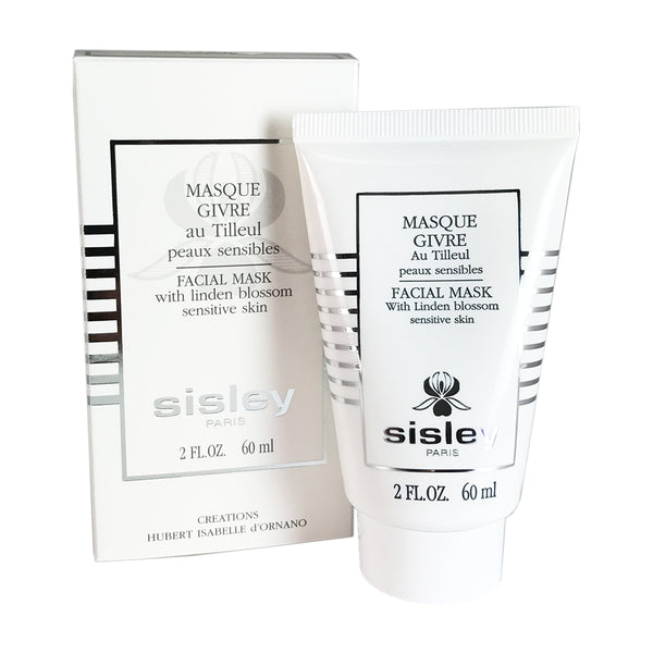 Women Sisley Facial Mask With Linden Blossom 2 oz For Sensitive Skin