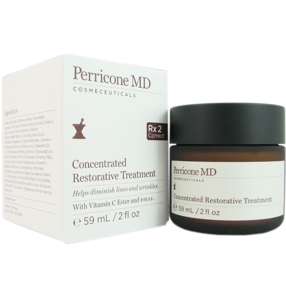Perricone MD Concentrated Restorative Treatment 2 oz