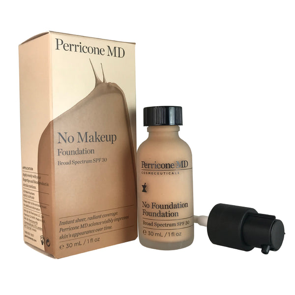 Perricone Md Face No Foundation Foundation 2 - Light to Medium 1 oz